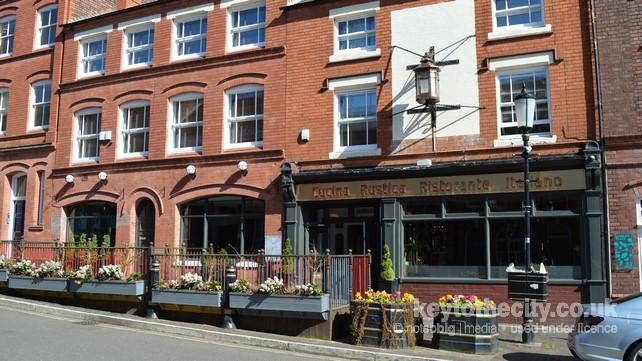 Cucina Rustica, 24 Ludgate Hill, Birmingham • Birmingham ...