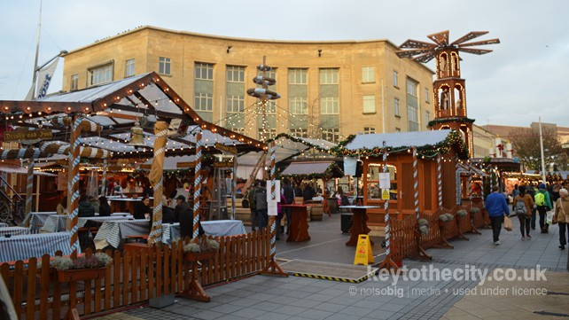 Bristol S Christmas Market Bristol Local Event Key To