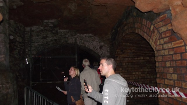 Redcliffe Caves, Bristol