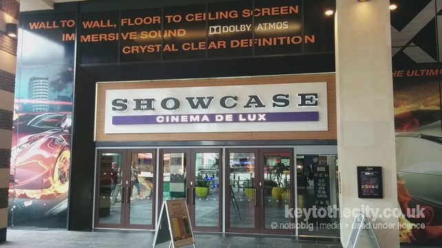 Key to the City™ Students • Bristol Entertainment Venues: Showcase ...