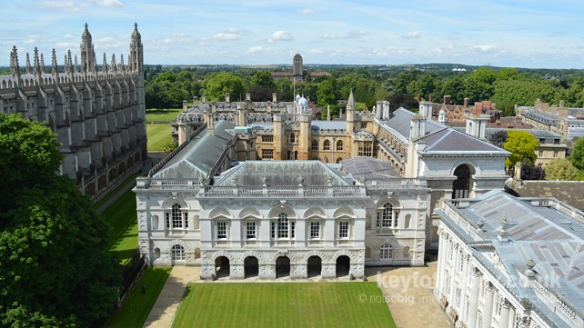 to the university of cambridge