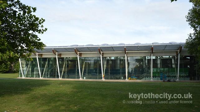 Parkside Pools Gonville Place Cambridge Cambridge Leisure Centre Key To The City
