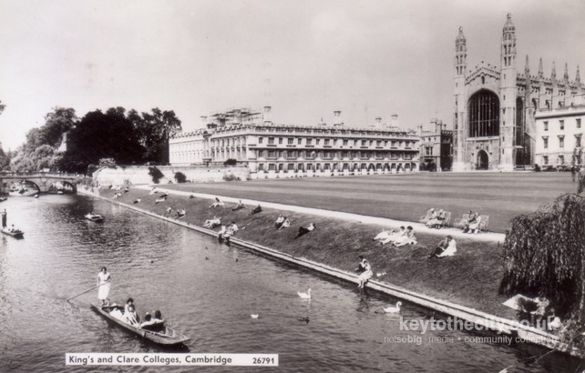Image result for old picture of cambridge university