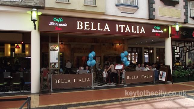 Italian Restaurant In St Davids Cardiff