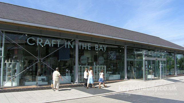 Craft Shop Cardiff Bay