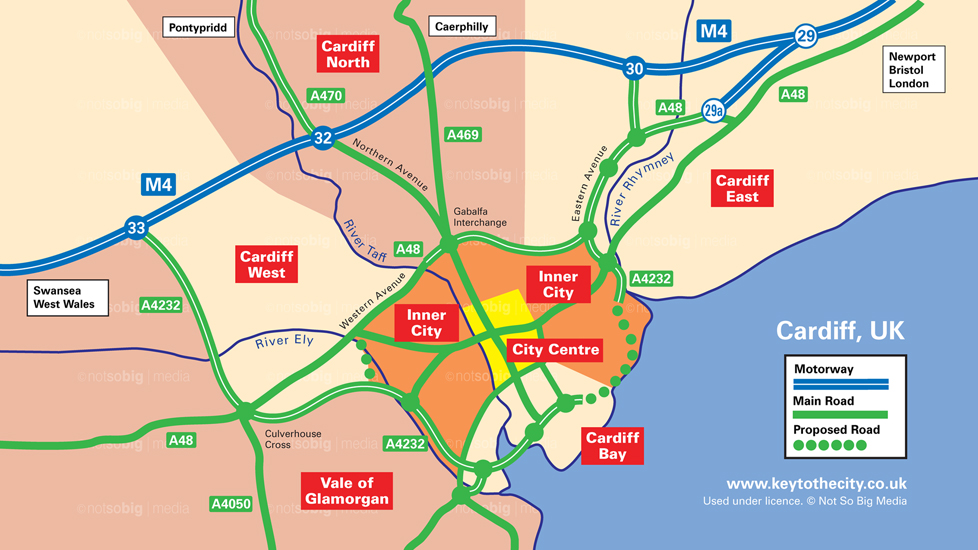 The Lowdown on Cardiff Key to the City