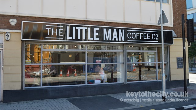 The Little Man Coffee Company Ivor House Bridge Street
