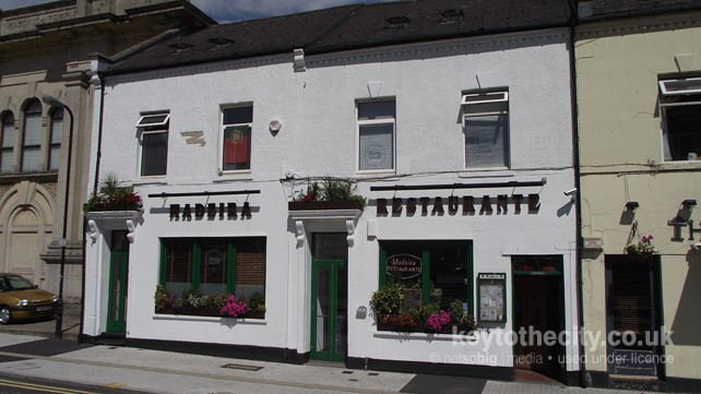 Key to the City™ • Cardiff Restaurants: Madeira Restaurante