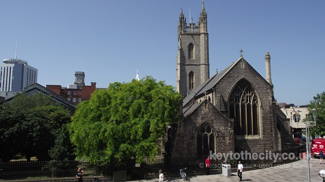 Church Street Cardiff Baptist Church Cardiff st
