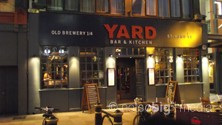 Yard Bar and Kitchen, Cardiff