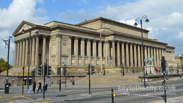 Liverpool City Centre Views • Liverpool Photographs • Key to the City™