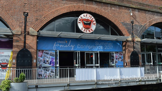 The Comedy Store, Deansgate Locks, Whitworth Street West
