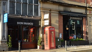 Don Marco, Manchester