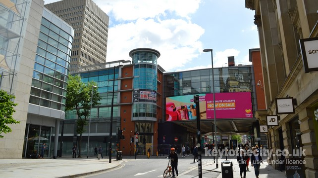 Manchester Arndale Food Market Opening Times