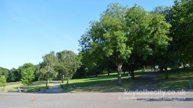 Forest recreation ground