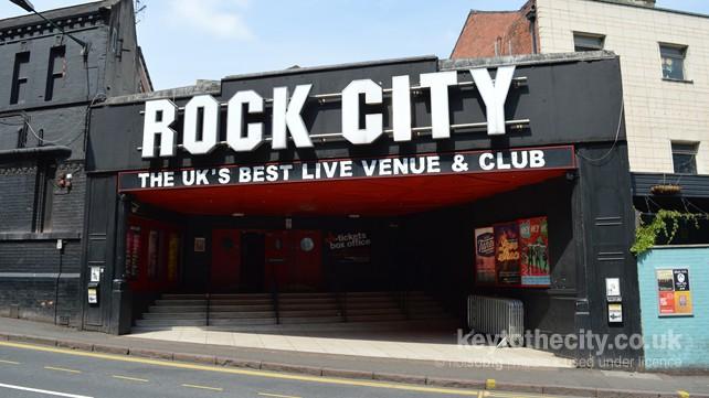 rock city machine company