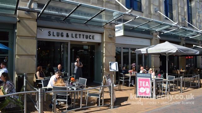 Slug and lettuce nottingham